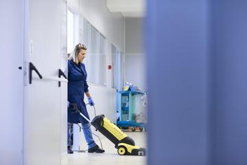 entretien d'hôpitaux